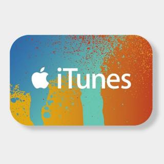 $50,00 iTunes