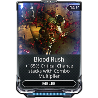 Mod | Blood Rush Rank MAX