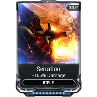 Mod | Serration 10/10