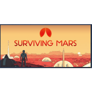 Surviving Mars - STEAM Instant Delivery