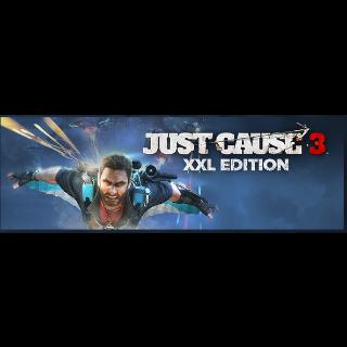 Just Cause 3 XXL Edition - STEAM