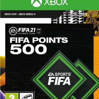 FIFA 21 - 500 FUT Points