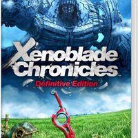 Xenoblade Chronicles Definitive Editon