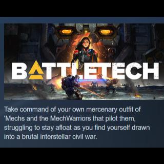 BATTLETECH +Flashpoint /Shadow Hawk Pack DLC