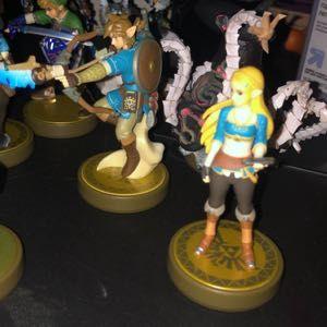 Legend of Zelda Amiibo Collection