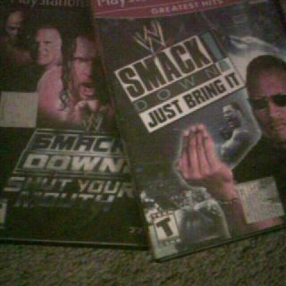 WWE Smackdown 2 Game Bundle