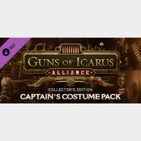 Guns of Icarus Alliance Costume Pack
