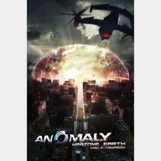 Anomaly: Warzone Earth - Mobile Campaign