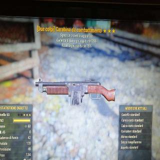 Weapon | TS Combat Carabine