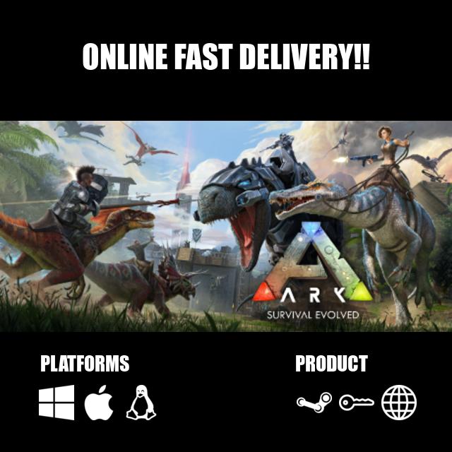 ARK: Survival Evolved Steam Key Global