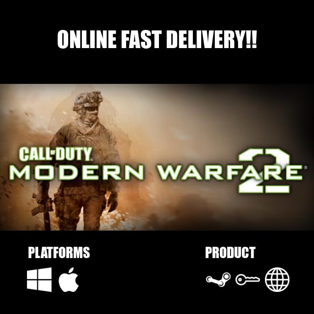 Call of Duty®: Modern Warfare® 2 Steam Key Global - Steam