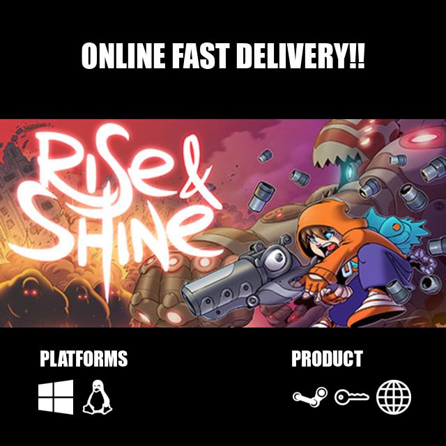 Rise & Shine Steam Key Global