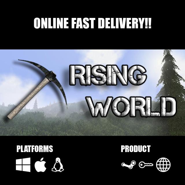 Rising World Steam Key Global