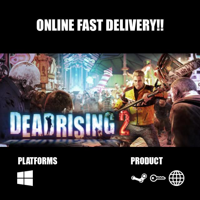 Dead Rising® 2 Steam Key Global