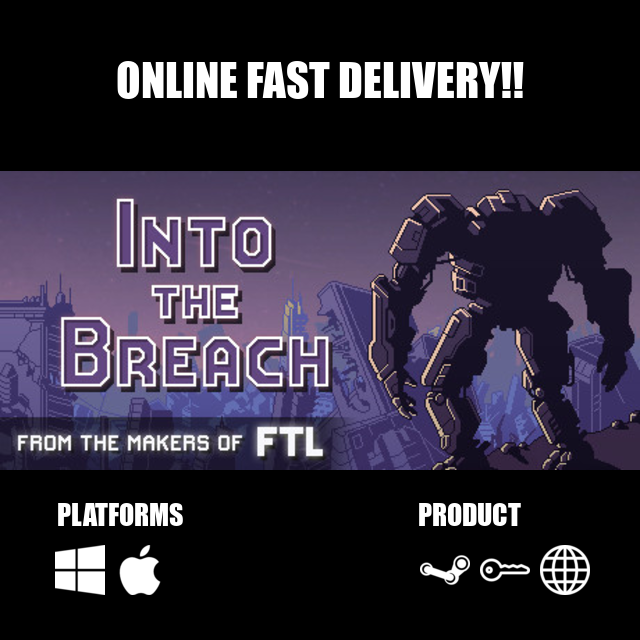 Into the Breach Steam Key Global
