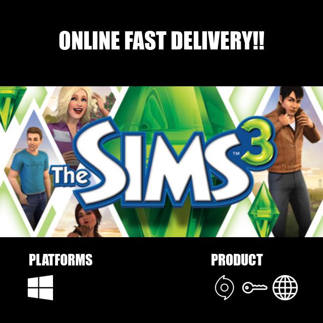 The Sims™ 3 Origin Key Global