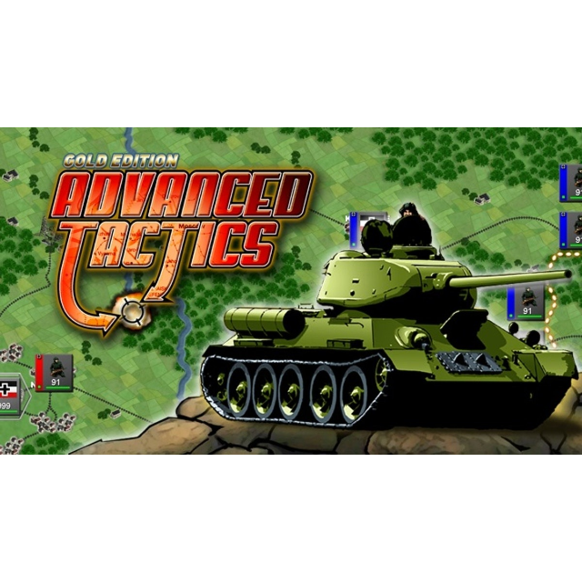 Advanced Tactics Gold - Steam key GLOBAL