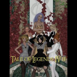 Tale of Legends IV ~if~ - Steam Key GLOBAL