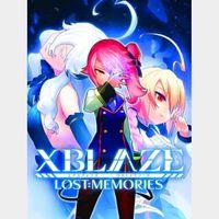 XBlaze Lost: Memories - Steam - Key GLOBAL