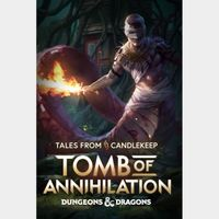 Tales from Candlekeep: Tomb of Annihilation - Steam - Key GLOBAL