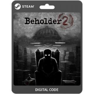 Beholder 2 - Steam Key GLOBAL