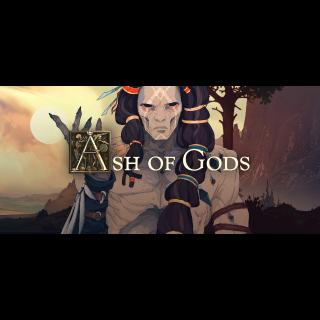 Ash of Gods: Redemption - Steam Key - GLOBAL