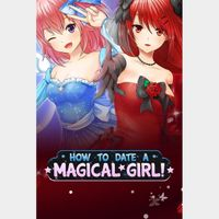 How To Date A Magical Girl! - Steam - Key GLOBAL
