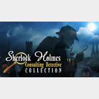 Sherlock Holmes Consulting Detective Collection - Steam Key Global