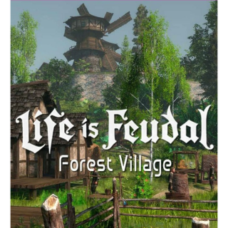 Life is Feudal: Forest Village - Steam Key GLOBAL