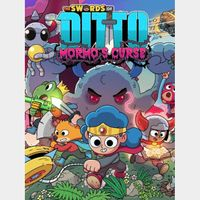 The Swords of Ditto: Mormo's Curse - Steam - Key GLOBAL