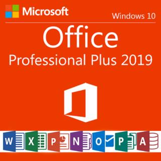 Microsoft Office 2019 Professional Plus 32/64bit Lifetime