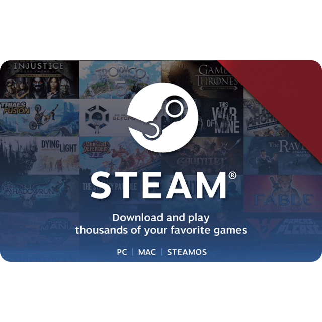$50.00 Steam (CAD)
