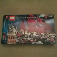 LEGO Pirates of the Caribbean Queen Anne's Revenge Set