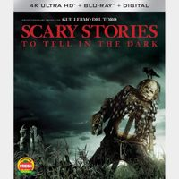Scary Stories to Tell in the Dark 4K  (C7SL...)