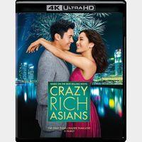 Crazy Rich Asians 4k (73MH...)