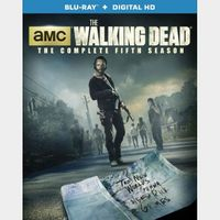 The Walking Dead: Season 5 HD (AWDF...)