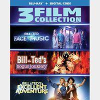 Bill & Ted trilogy hd vudu (7VYL...)