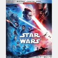 Star Wars: The Rise of Skywalker HD MA code only (2YW0...)