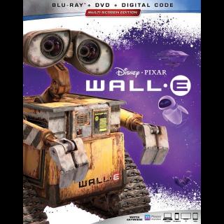 Disney Wall-E google play redeem (0UN6...)