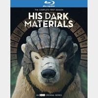 His Dark Materials: The Complete First Season (76KM...) HD vudu
