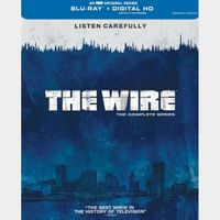 The Wire: The Complete Series HD GP code (DCDVV...)