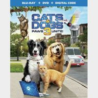 Cats & Dogs 3: Paws Unite! HD (75gx...)