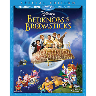 Bedknobs and Broomsticks hd MA code (TLLE...)