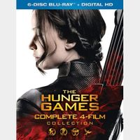 The Hunger Games Collection HD (CLBA...)