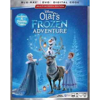Olaf's Frozen Adventure google play redeem 0QVV