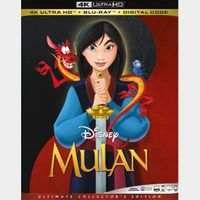 Mulan animated part 1 4k itunes (3RNR...)