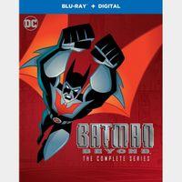 Batman Beyond: The Complete Series (7HLTJ...)
