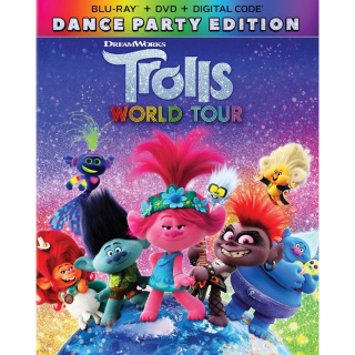 Trolls World Tour HD (UQG9...)