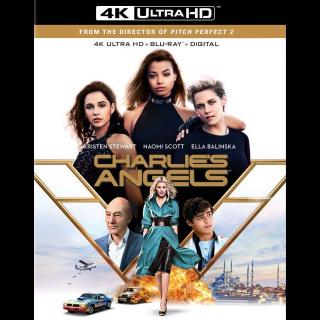 Charlie's Angels 4k (2019) 4k (3CW6...)