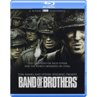 HBO's Band of Brothers MiniSeries HD gp code(64PL...)